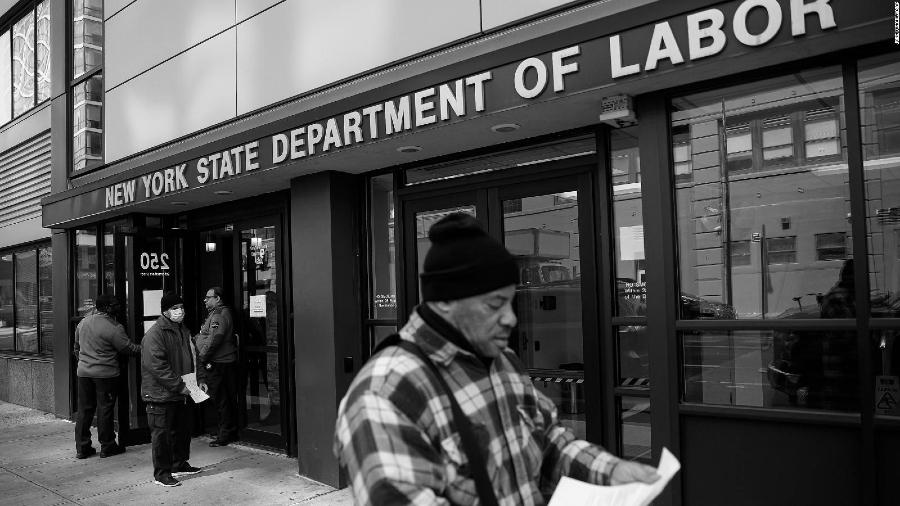 Estados Unidos desempleo la-tinta