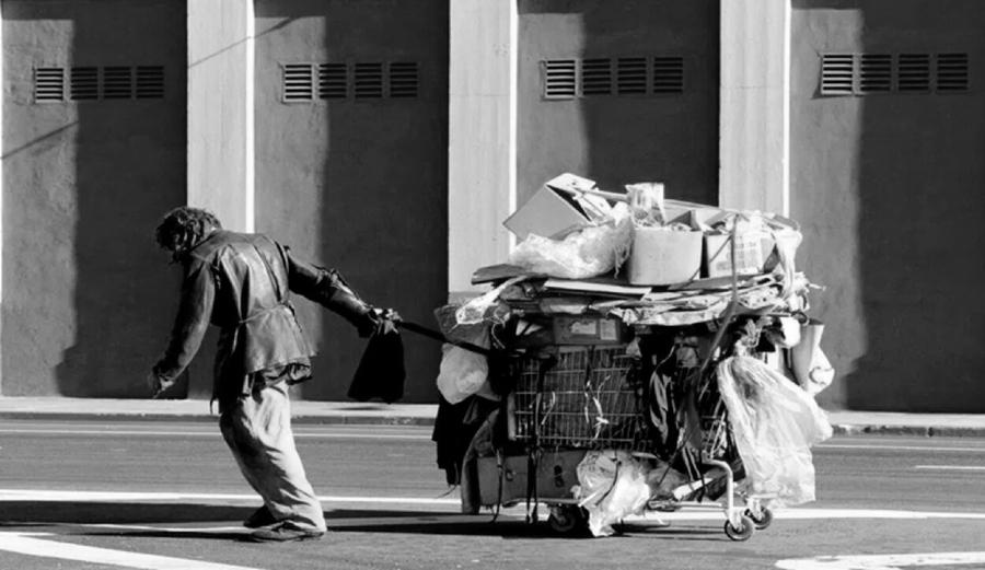 Estados Unidos pobreza extrema la-tinta