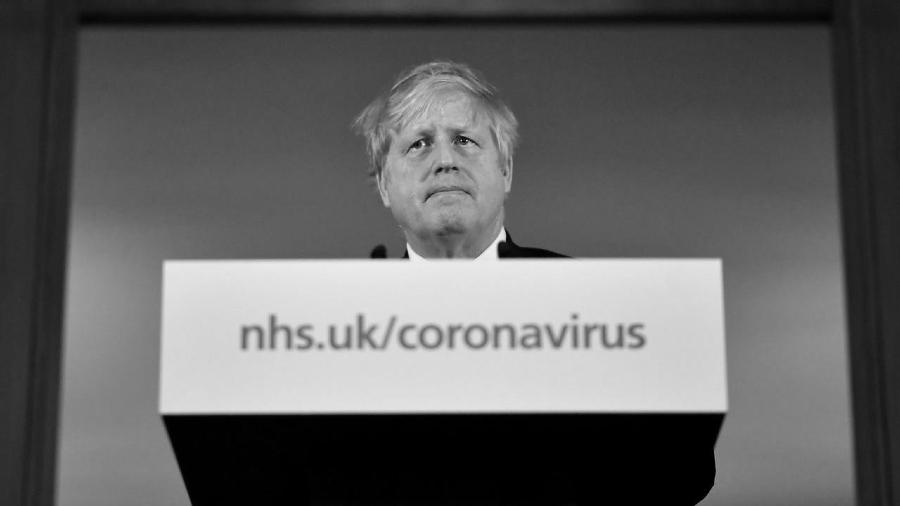 Gran Bretaña Boris Johnson coronavirus la-tinta