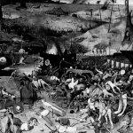 La orgía de la muerte: negacionismo y peste en la Argentina