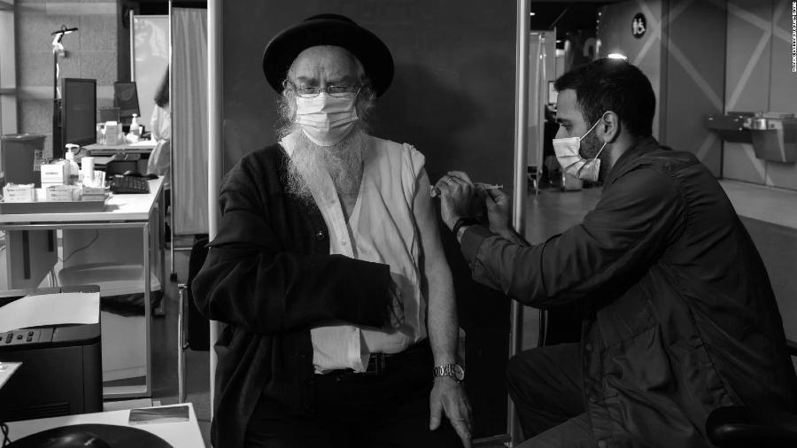 Israel vacunacion masiva Covid la-tinta