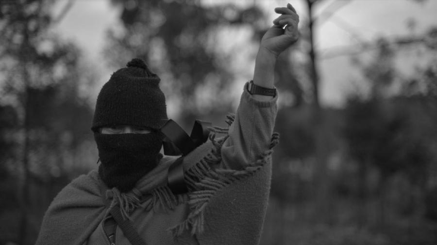 Mexico EZLN mujer zapatista la-tinta