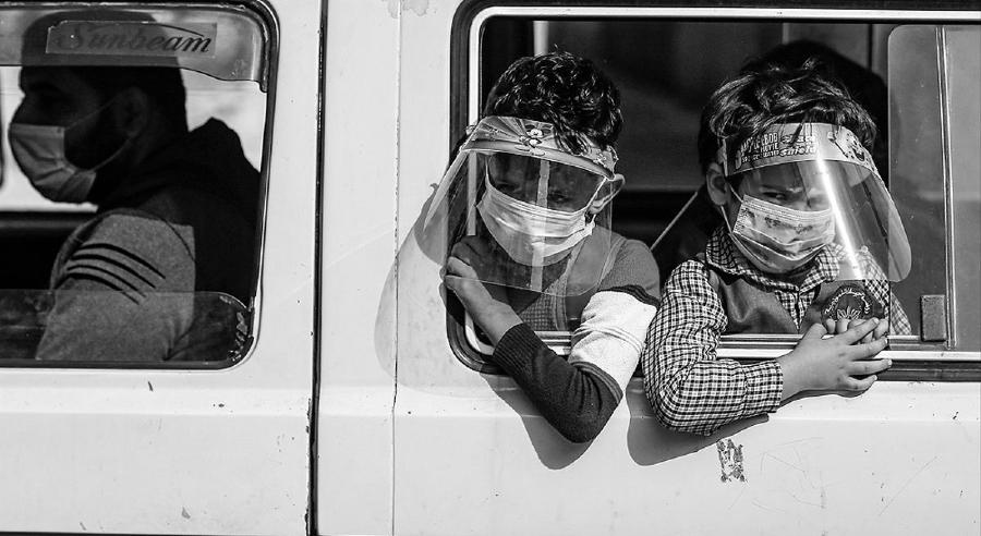 Palestina pandemia de coronavirus la-tinta