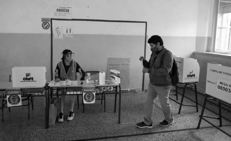 Pero centros de votacion 2021 la-tinta