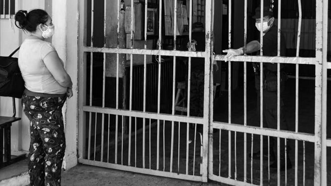cárceles-pandemia-Unidad-contención-aprehendido-2