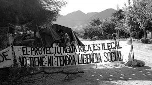 Andalgalá: mientras haya minería, no habrá paz social
