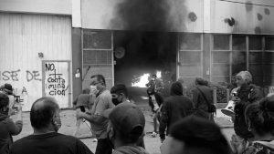 ¿Vandalismo o estallido social? Sobre la violencia en contextos de autocracia mineral