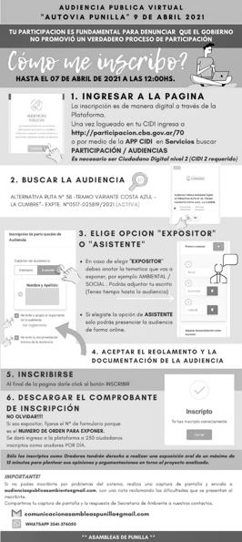 autovía-ambiente-Instructivo-inscripción-flyer-audiencia-pública-virtual