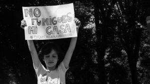 """Glifosato y daño genético en niñxs de Dique Chico: """"La Justicia y el Estado están en deuda con nuestrxs hijxs"""""""