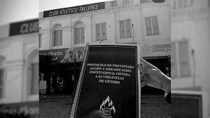 Hinchas de Talleres y Estudiantes hicieron comunicado por el caso Diego García, acusado de abuso sexual