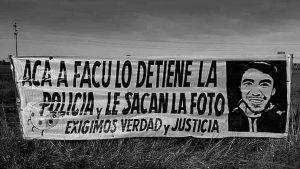 Los fiscales quieren develar si actuaron policías en la desaparición y muerte de Facundo