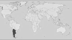 Argentina, campeón mundial en ombliguismo pandémico
