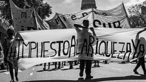 Ricos y tacaños: millonarios argentinos contra el aporte solidario