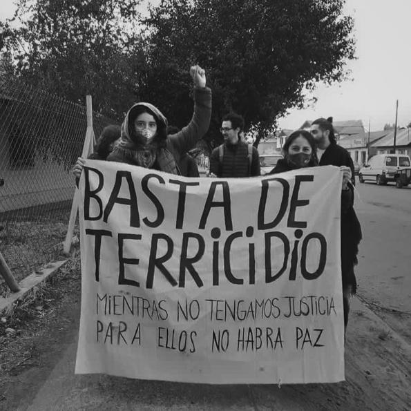 movimiento-mujeres-indígenas-buen-vivir-caminata-terricidio-Bariloche