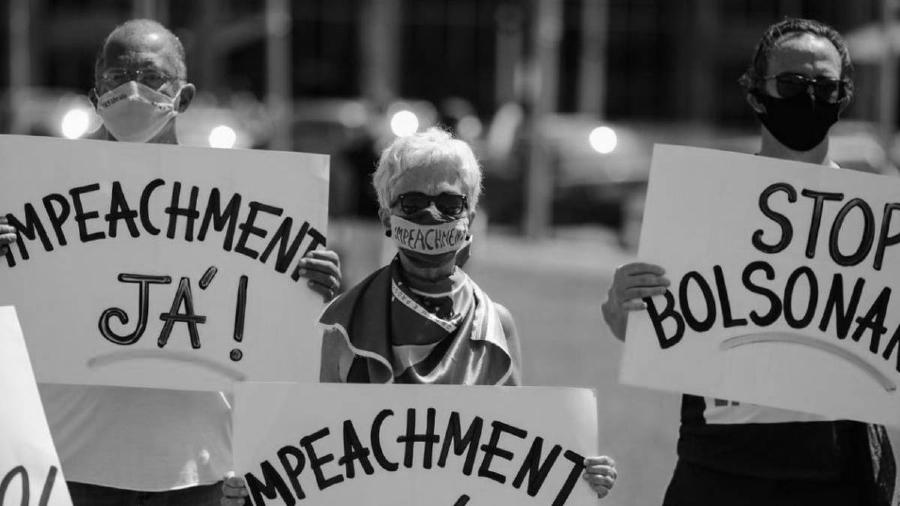 Brasil Bolsonaro impeachment la-tinta