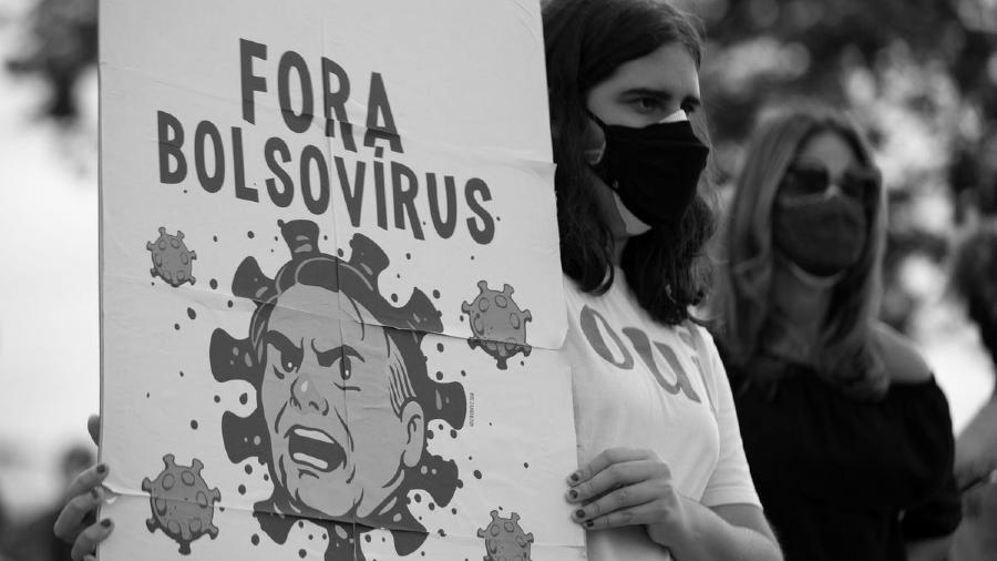 Brasil protestas contra Bolsonaro la-tinta