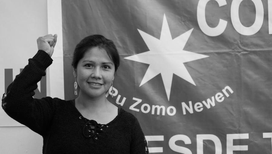 Chile Natividad Llanquilleo constituyente mapuche la-tinta