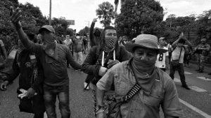 """Minga Indígena: """"Seguimos fortaleciendo el Paro Nacional"""""""
