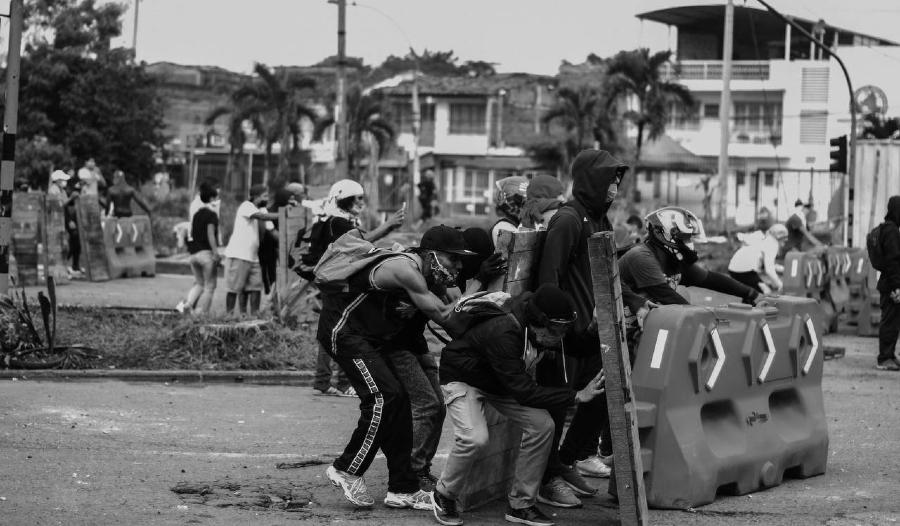Colombia paro nacional barricadas la-tinta