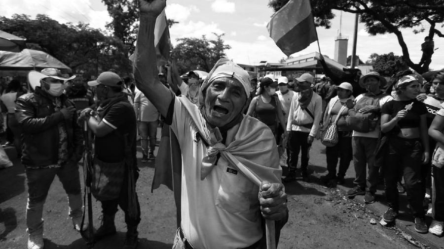 Colombia protestas pueblo la-tinta