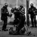 """""""El gobierno colombiano va a continuar con la militarización y la represión"""""""