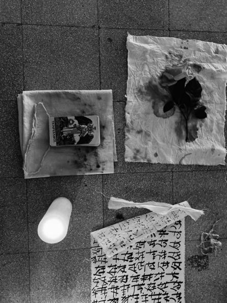 Constanza-Ruibal-Constanza-Pellicci-celebración-ceremonia-performática-Las orejas no tienen párpados-ritual-Conspiración-3