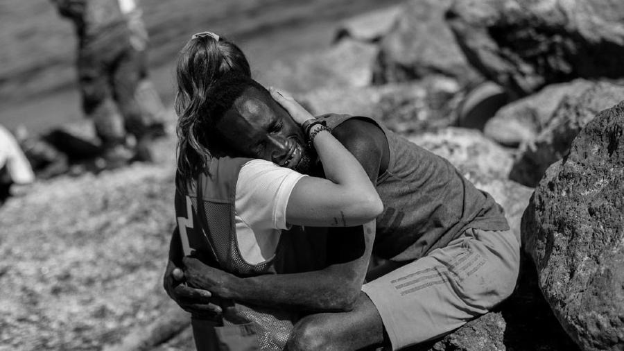 España migrantes africa la-tinta