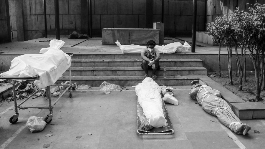 India coronavirus muertes la-tinta