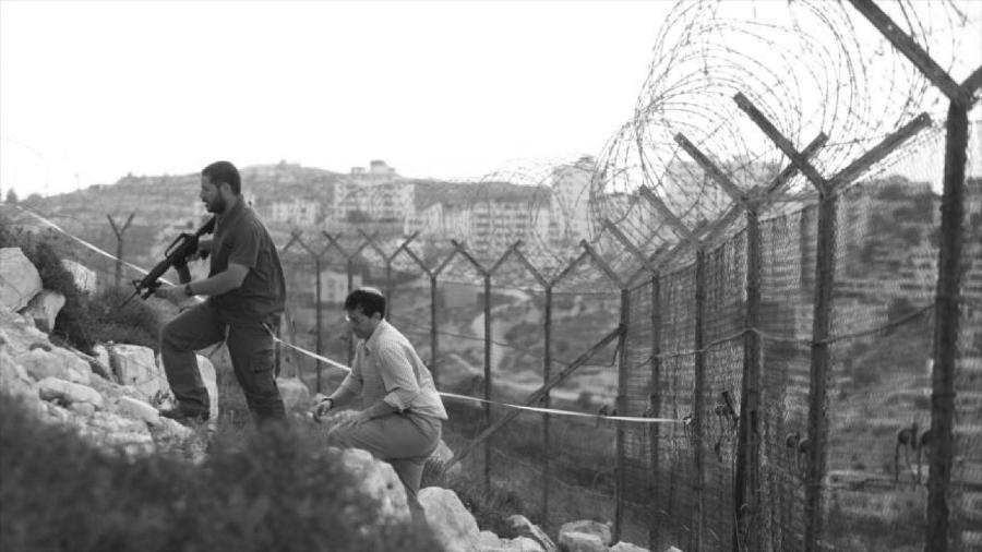 Israel colonos judios armados la-tinta