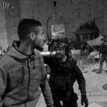 Violenta represión israelí contra protestas palestinas