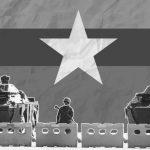 Las capas del golpe de Estado en Myanmar