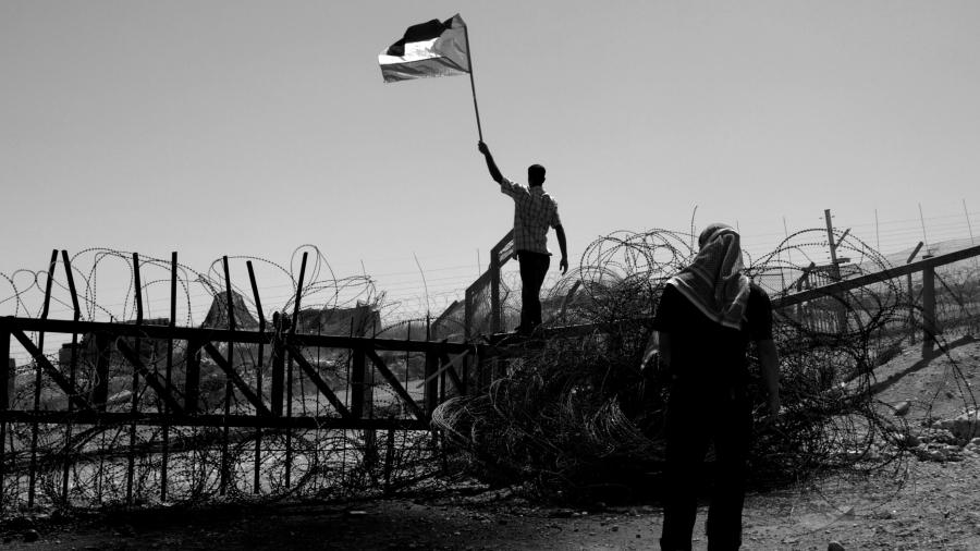 Palestina resistencia bandera la-tinta