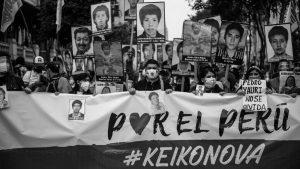 Keiko Fujimori no va