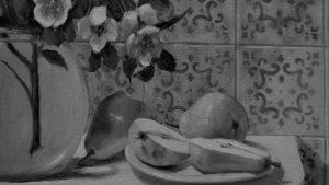 Los perales tienen la flor blanca,las heridas que subsisten