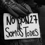 En el aniversario de la Reforma, estudiantes piden que la UNC vote por la absolución de les 27