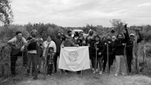 Familias organizadas logran expulsar a empresario usurpador de tierras en el norte cordobés