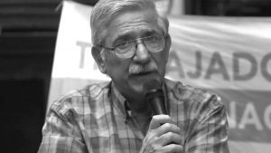 Adios y gracias al médico, periodista y militante histórico Abel Bohoslavsky