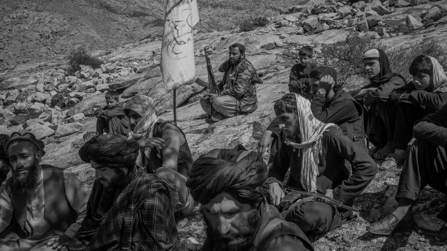 Afganistan talibanes guerra la-tinta