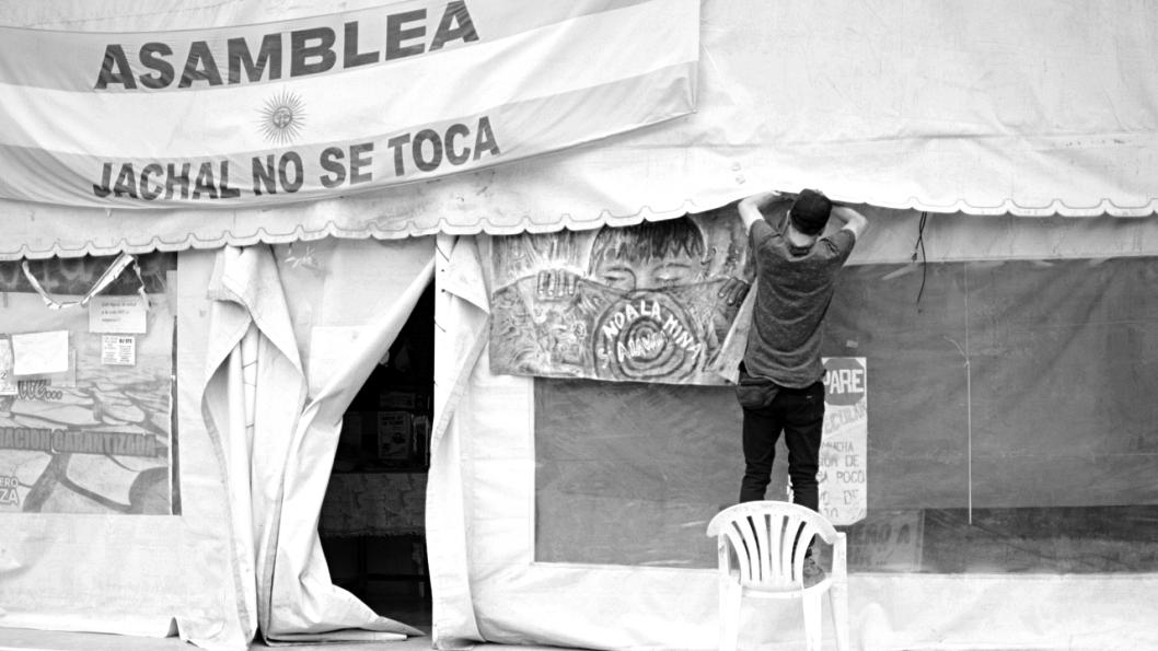 Asamblea Jachal No se Toca