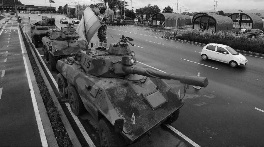 Colombia militarizacion de ciudades la-tinta