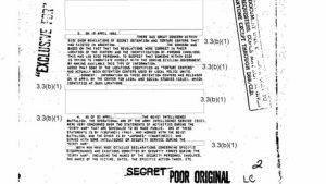 Los documentos desclasificados por EE.UU. que revelan el rol de los servicios de inteligencia durante el terrorismo de Estado