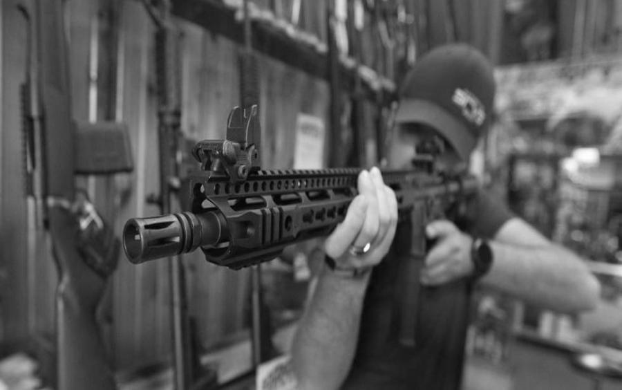 Estados Unidos armamento en civiles la-tinta