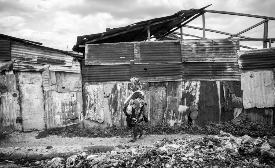 Haiti pobreza y sociedad la-tinta