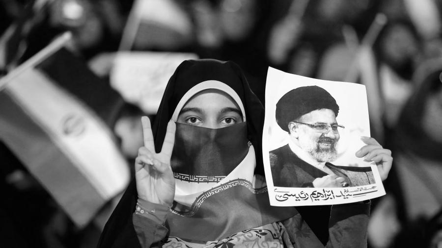 Iran elecciones candidatos la-tinta