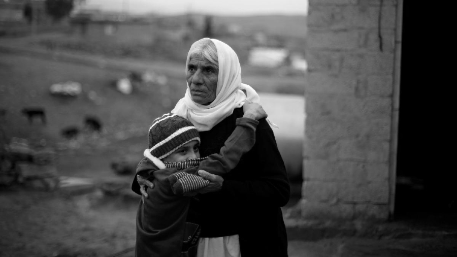 Medio Oriente yezidies genocidio la-tinta