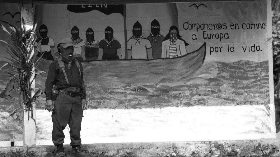 Mexico EZLN camino a Europa la-tinta