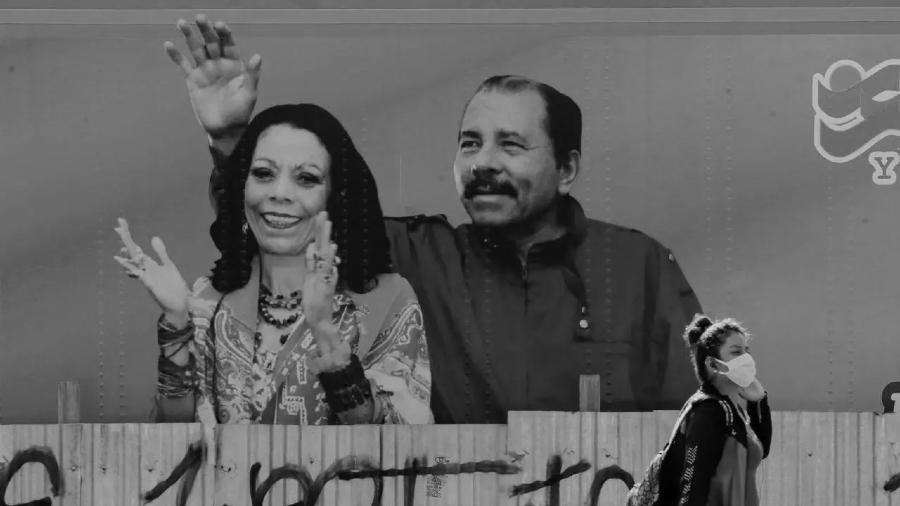 Nicaragua Rocio Murillo Daniel Ortega la-tinta