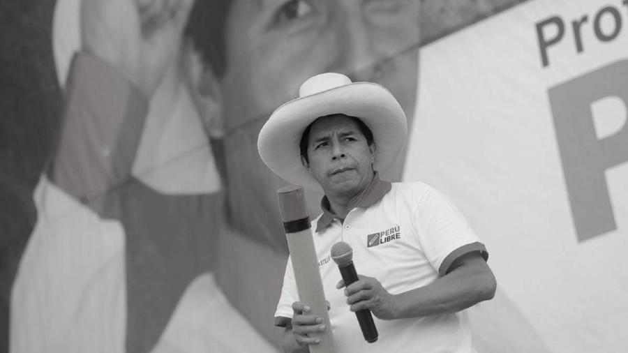 Peru maestro rural Pedro Castillo la-tinta