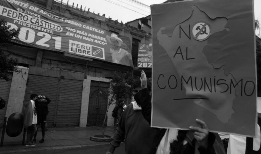 Peru no al comunismo la-tinta