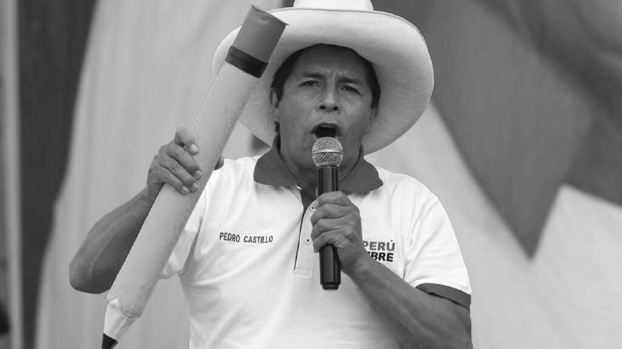 Peru pedro castillo presidente la-tinta